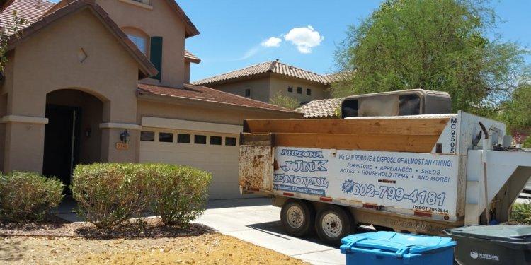 Arizona Junk Removal - 20 Photos & 18 Reviews - Junk Removal