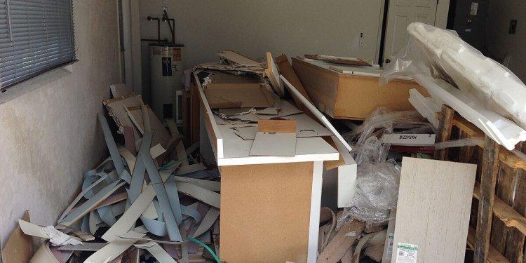 Buffalo NY Trash Removal | Debris Removal Buffalo | Junk Hauling