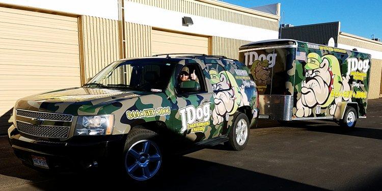 Business Vehicle Wraps | Loveland Colorado Car Graphics
