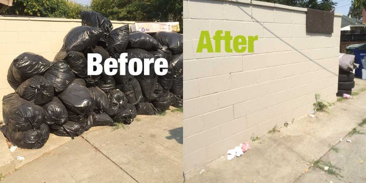Chuck Your Junk | Sacramento Area Junk Removal Services