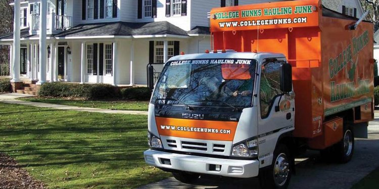 College Hunks Moving & Junk Removal Pricing | College Hunks Moving