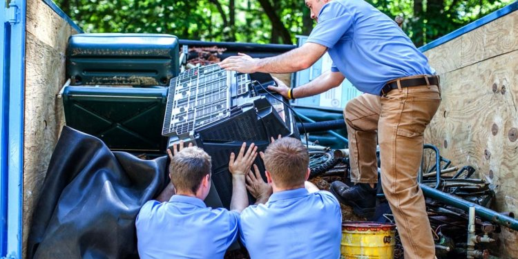 Connecticut Junk Removal | The Whole Nine Yards Junk Removal
