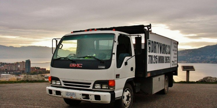 Disposal & Junk Removal Services Kelowna, BC | Dirty Works