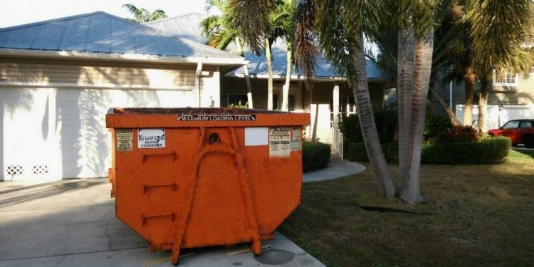 Home | Construction Debris Removal in Naples, FL | ESP Waste