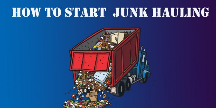 How to start a junk removal business. Tools of the trade what you