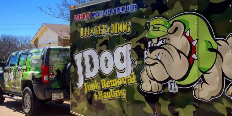 JDog Junk Removal and Hauling | Local News | journaltimes.com