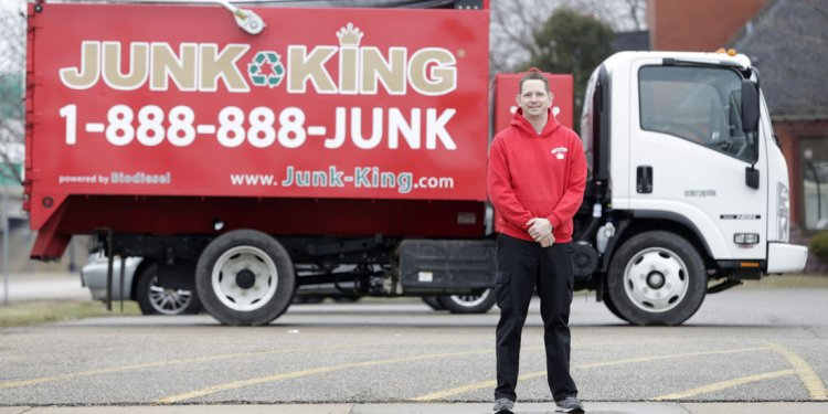 Junk King to hold court in Waterloo | Business - Local News