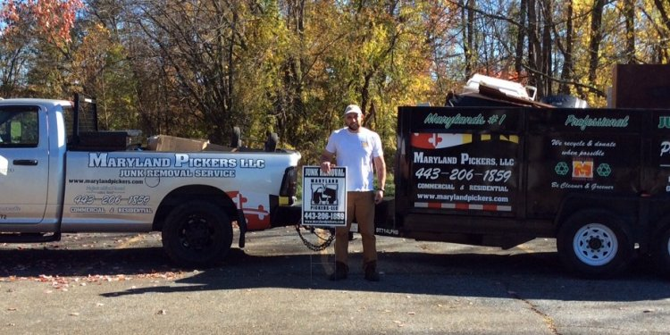 Junk Removal Bel Air | Harford County Junk Removal