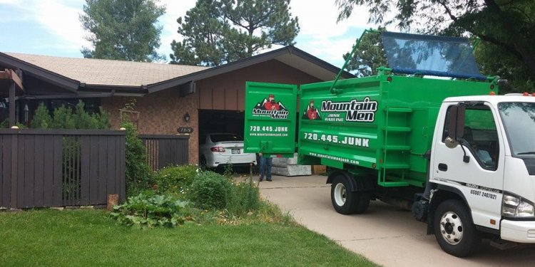 Junk Removal Denver - Mountain Men Junk Removal