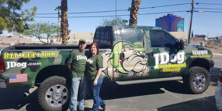 Junk Removal & Hauling - All About The JDog Family
