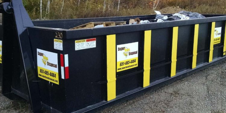 Junk Removal Minneapolis | Dumpster Rental MN | Super Bee
