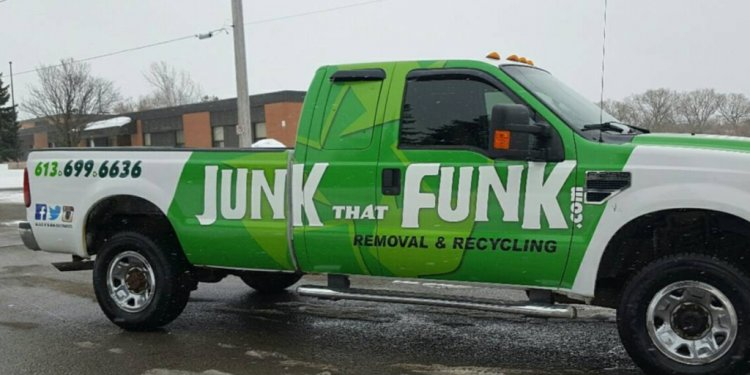 Junk Removal Ottawa | E-Waste Recycling | Junk That Funk