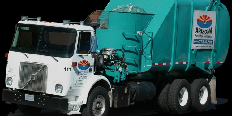 Junk Removal Tucson - Arizona Sanitation Services