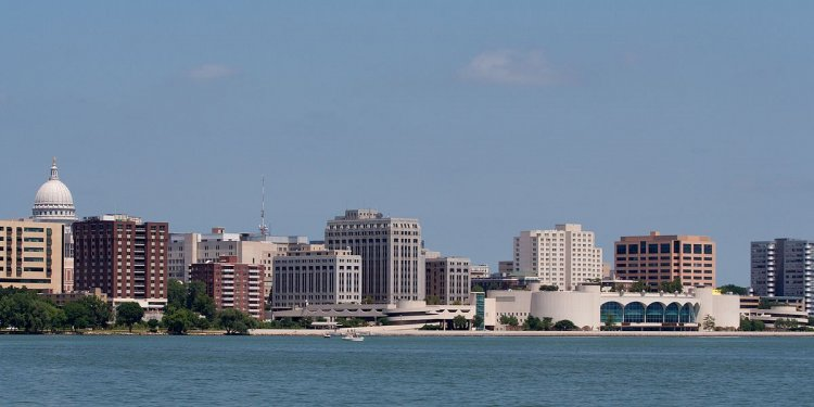 Madison, Wisconsin - Wikipedia