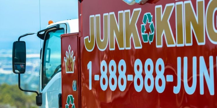 North America s Best Junk Removal and Hauling Service | Junk King
