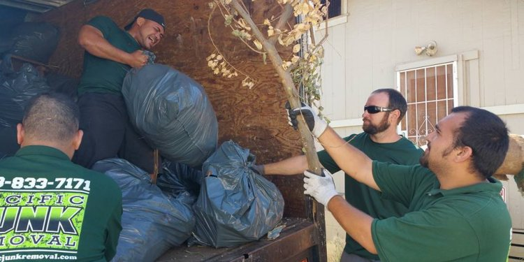 Pacific Junk Removal, Honolulu s Junk Pickup Service, Earns Rave