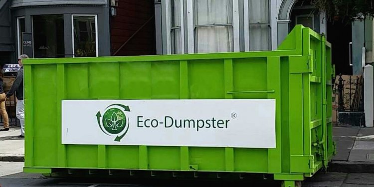 San Francisco Bay Junk removal and Eco-Dumpster Rentals