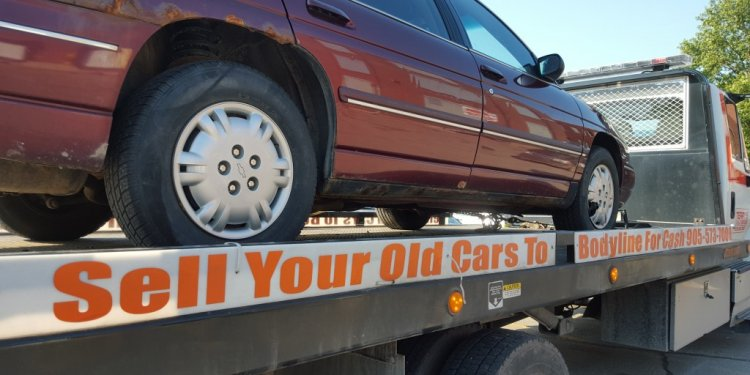 Scrap Cars in Hamilton | Bodyline Auto Recyclers