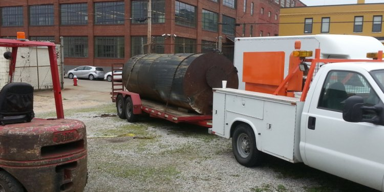 Scrap Metal Removal Pittsburgh | Scrap Metal Removal In Pittsburgh