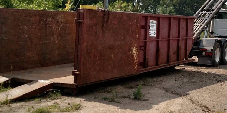 Scrapbusters Demolition & Junk Removal | Roll-Off Dumpsters