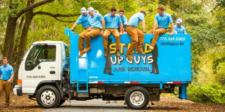 Stand Up Guys - Tampa Bay Junk Removal | Florida
