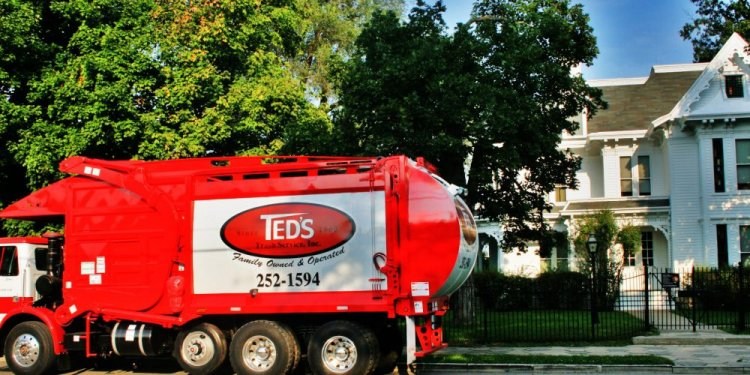 Ted s Trash Service Inc. – Still doing business on a handshake