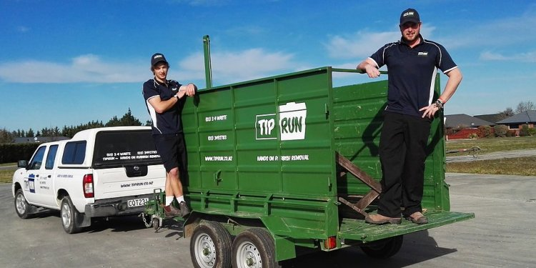TipRun | Hands On Rubbish Removal | Christchurch