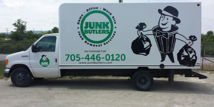 Welcome to Junk Butlers Serving Collingwood Barrie and Wasaga