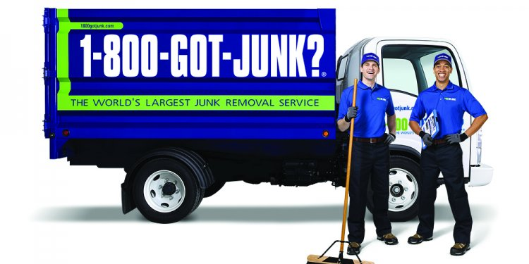1800 Junk Removal service
