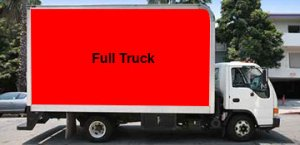 Full Truck Junk Removal in Memphis, TN