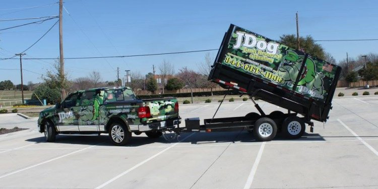 JDog Junk Removal Dallas