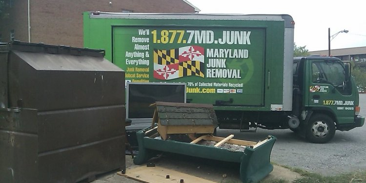 Junk Removal Services in Maryland