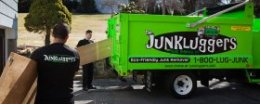 removing junk from residence in CT