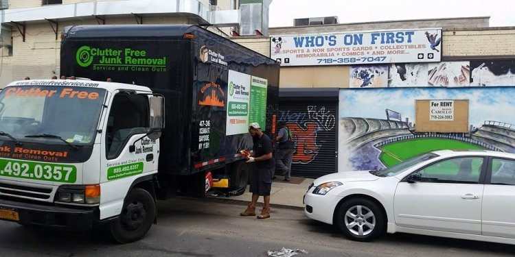 Free Junk Removal Long Island