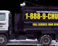 Chuck It Junk Removal