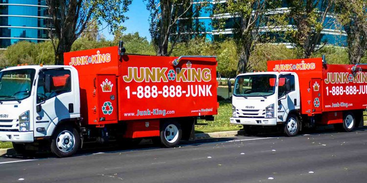 Junk Removal Services Detroit Area